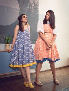Beautiful Cotton kurtis is part of Frock fashion - Frock Fashion, Fashion Dresses, Dress Outfits, Dress Up, Frock Dress, Indian Designer Outfits, Indian Outfits, Designer Dresses, Designer Wear