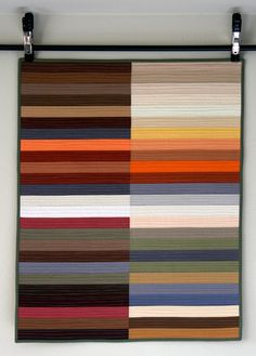 mosaic quilt // Amy ala Mode