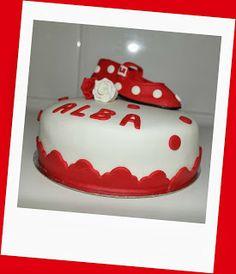 Cake Sisters: PASTEL DE FLAMENCA