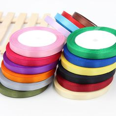 Long Pretty Silk Satin Ribbon