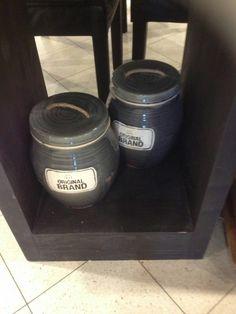 Deco grote pot