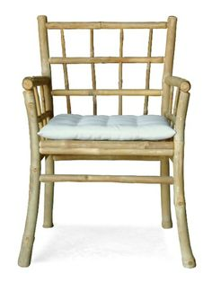 Bamboo chair by Satz Furniture at Lifestyle Vietnam