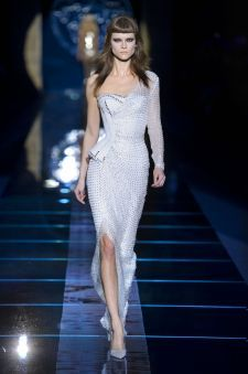 Women's fashion and accessories - FW 2012-13 - Fashion show collection - Versace 2012