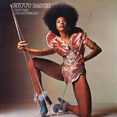 If you compare her music the ones of her comtemporaries in the 1970s, you can tell that she was way ahead of her time.