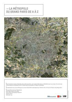 La métropole du Grand Paris de A à Z