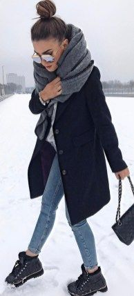 Insanely cool winter outfits ideas 01