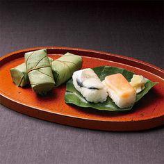 <奈良>そこに生きる人々の知恵から生まれた郷土の味。【奈良 柿の葉すし詰合せ】