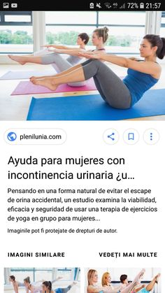 Natural, Fitbit, Urinary Incontinence, Yoga Workouts, Therapy, Nature, Au Natural