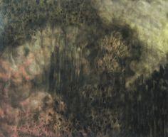 Sadnessly dark  Acrylique sur toile  55x47cm  Décembre 2008