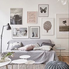 PERFECT PALETTE... Muted colour inspiration for an upcoming nursery design xo Image via @styledbyemmahos #interiors #interiordesign #interiorinspiration #grey #nordic #styling #interiorstyling