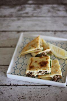 Make it at home: Lamb, spinach & feta gozlemes