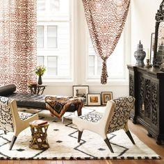 Textile designer Madeline Weinrib