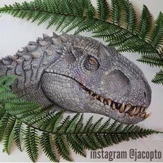"""Jurassicparkfanart on Instagram: """"Obsessed with @jacopto illustrations!!!"""" Dinosaur Art, Illustrations, Animals, Instagram, Animales, Animaux, Illustration, Illustrators, Animal"""