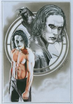 The Crow by Peter Vale