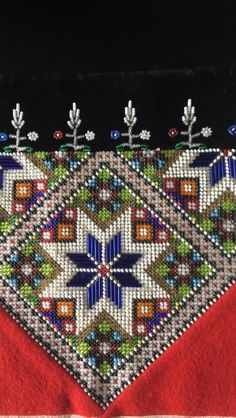Cullotes Pants, Going Out Of Business, Folk Costume, Traditional Dresses, Beaded Embroidery, Norway, Cross Stitch Patterns, Bohemian Rug, Needlework