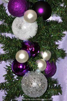 Sneak Peek of our Royal Purple Christmas project!