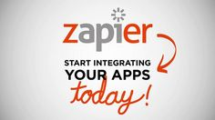 Zapier - Integrate your web apps using this simple drag and drop integration service.