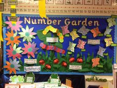 My maths display Year 1