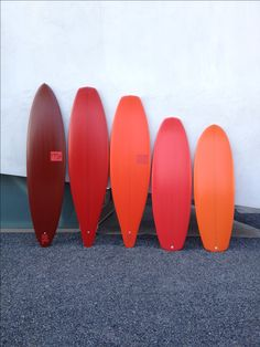 surfboards from Thomas Meyerhoffer