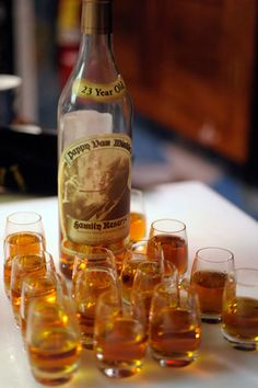 Pappy Van Winkle Family Reserve Bourbon - February 13 (Photo by Michael Harlan Turkell)