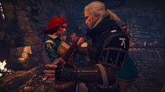 I'm a big fan of Witcher games and books. My favorite character is Triss Merigold, but I'm a sucker for sorceresses. Triss Merigold, Geralt Of Rivia, Hail Storm, Wild Hunt, The Witcher, Tumblr, Fictional Characters, Fantasy Characters, Tumbler