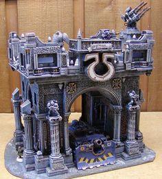 magicmissileheadshot:  Triumphal Arch. Nirriti_the_black via reddit