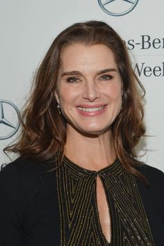Brooke Shields - Mercedes-Benz Fashion Week Fall 2013 - Official Coverage - People And Atmosphere Day 6