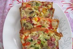 Retete Culinare - Chec aperitiv  multicolor