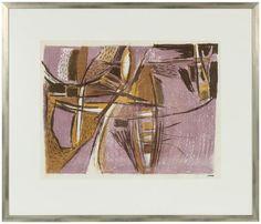 LOST ART SALON: Vintage Art, Modern Art & Antique Art (Paintings, Ceramics & Sculptures) Artist: Jerry Opper