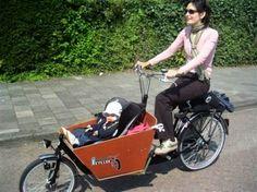 La historia de la bicicleta en Holanda