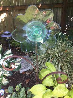 Glass Garden Flowers, All Flowers, Recycling, Craft Ideas, Create, Plants, Recyle, Diy Ideas, Repurpose