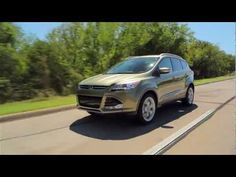 2013 Ford Escape Review & Test-Drive by The Car Pro