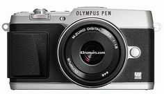 First Leaked Photo of the Olympus E P5 Confirms Retro PEN F style Design
