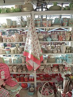Greengate... I wish this was a store near me... then again, maybe it is just as good that it is not... ;)