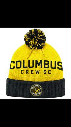 Crew Columbus Crew, Hats For Men, Soccer, Beanie, Knitting, Collection, Futbol, Tricot, European Football