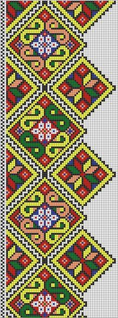 ua pattern cross stitch or loom - pattern source: http://3.bp.blogspot.com/-ehDFtX0Kzec/U8WbbRxpRCI/AAAAAAAAABw/EohWl8PV-3M/s1600/2014-07-12+13.38.46.jpg