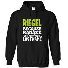 (BadAss) RIEGEL - #black sweater #blue sweater. BEST BUY  => https://www.sunfrog.com/Names/BadAss-RIEGEL-vzucentpdo-Black-44932985-Hoodie.html?id=60505