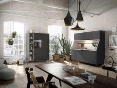 Kitchen URBAN SieMatic 29 by SieMatic design KINZO
