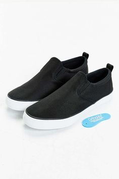 UO Ripstop Slip-On Sneaker - Urban Outfitters