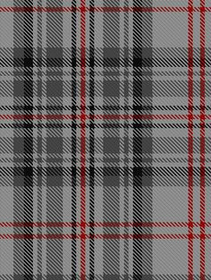 The original Balmoral Tartan as designed by Queen Victorias husband ...