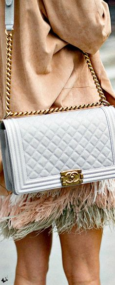 CHANEL. and their emblem is my initials, too. coincidence - i think not!