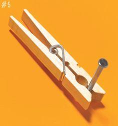 7 truque para pendurar quadros na parede.