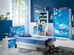 Wohnzimmer blumen ~ Sommer blaue gläser frische blumen wohnzimmer ideen