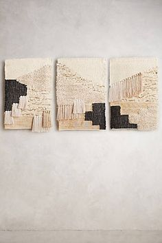 so pricey, but so beautiful Loomed Architecture Wall Art