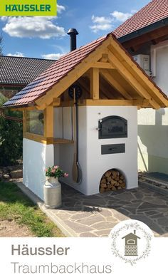 Patio, Backyard, Grill Oven, Pizza Oven Outdoor, Back Doors, Diy Garden Decor, Bbq, Shed, Outdoor Structures