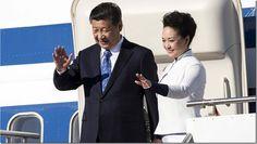 Presidente de China llega a EEUU el mismo día que el papa Francisco - http://lea-noticias.com/2015/09/22/presidente-de-china-llega-a-eeuu-el-mismo-dia-que-el-papa-francisco/