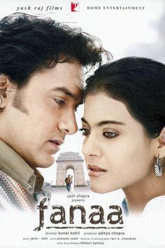 Fanaa | Aşk üzerine birde dram ekleyince sizinde aklınıza hint filmleri gelmiyor mu?. Bollywood gerçekten hakkını veriyor bu işin. Eğer haftasonu evde kalmaya karar verdiyseniz Fanaa tam aradığınız film olabilir. Birçok anlamının yanında Fanaa'nın anlamı Feda etmek. Bu film bu adı hakediyor. Filmin sonunda aklımdan geçen Aamir Khan'ın her filmi bu kadar iyi olmak zorunda mı? evet. | #Fanaa #IMDB7+ #RomantikFilmler