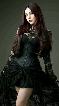 Women's Clothing Basques & Corsets Qualified Burgundy Gothic Steampunk Corset Top By Rivendell Studios/the Dark Angel Size 8