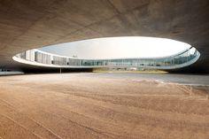 Rolex Learning Centre, EPFL Lausanne