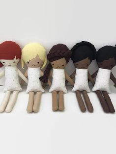 Custom order made to order cloth doll rag doll 1920s doll personalized rag doll personalized girl gifts personalized baby gifts personalized cloth doll handmade cloth doll african american doll negle Images